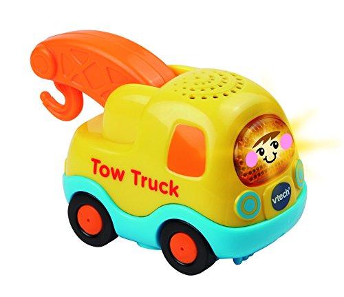 Vtech – Toot Toot Drivers – Tow Truck – Le Roi de la Depanne Version Anglaise (Import UK)