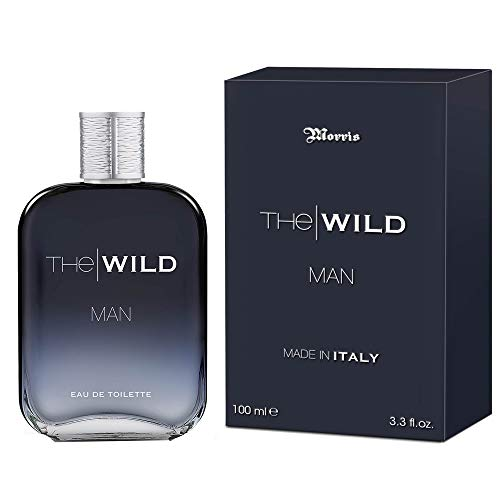 Morris The Wild Man Edt 100 Ml