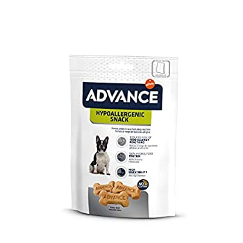 ADVANCE Snacks - Hypoallergenic Snack pour Chien - Pack 7 x 150gr - Total 1050gr