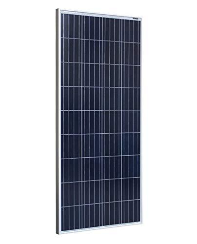 ZSPSHOP Panel Solar Policristalino De 150 W Panel Fotovoltaico De 18 V Panel Doméstico De Sistema Doméstico De 12 V