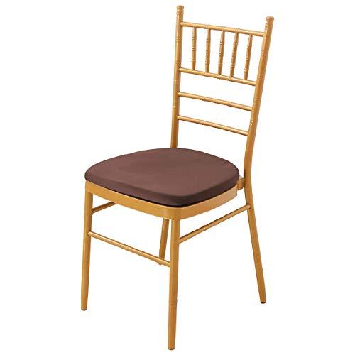 Padgene Coprisedili per sedie da Pranzo, coprisedili Elastici Lavabili in Lavatrice per Fodere per Cucina, Hotel, Banchetti, Ufficio