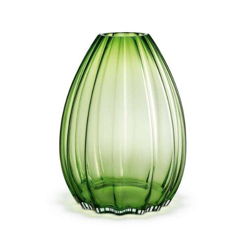 Holmegaard 2Lips vase, vert, hauteur 45 cm