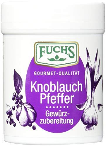 Fuchs Knoblauch Pfeffer Gewürzzubereitung, 3er Pack (3 x 75 g)