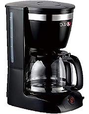 دي ال سي ماكينة صنع القهوة الأوتوماتيكية حبوب,اسود -