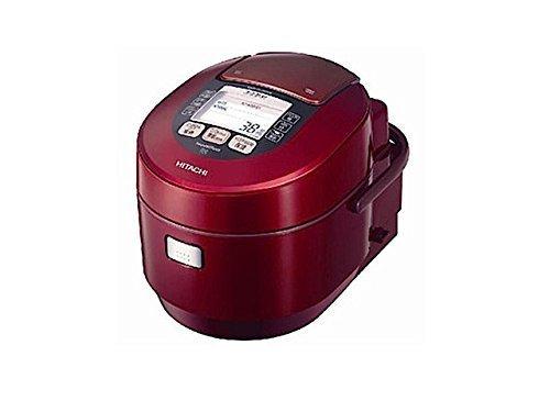HITACHI 【海外向け】圧力&スチームIH炊飯ジャー 極上炊き (5Cup) RZ-W2000Y-R(220-230V)