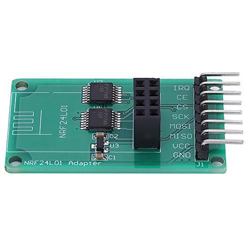 Adaptermodul NRF24L01 2,4 GHz Wireless Transceiver Adaptermodul Für 3,3 V / 5 V Universal Network Object R3