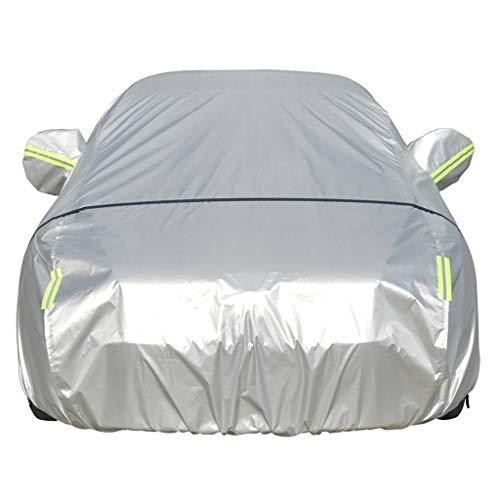 GH CHEGAI - Couverture de Voiture/Isolation Solaire de vêtements de Voiture Volvo Pluie/crème Solaire/imperméable / Coupe-Vent Housse de Voiture (xc60, ClassicXC70, XC9, XC, S80, LS60, C30, S40,