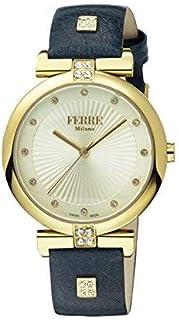 Ferre Milano Watch For Women Fm1L065L0021, Analog
