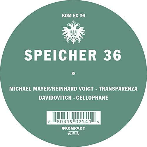 Michael Mayer, Reinhard Voigt & Davidovitch