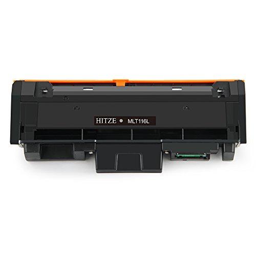 Hitze MLT D116L D116S Cartucho de Toner Negro Compatible para Samsung Xpress SL m2675f m2675fn m2620 m2625 m2625d m2625n m2626 m2675 m2676 m2820 m2825 m2830 m2835dw m2885fw Impresora