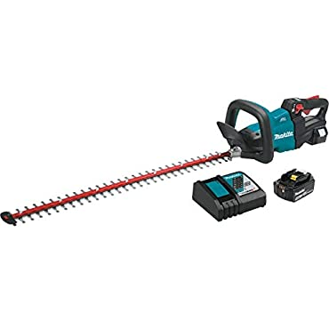 Makita XHU08T 18V LXT Lithium-Ion Brushless Cordless 30 Hedge Trimmer Kit (5.0Ah)
