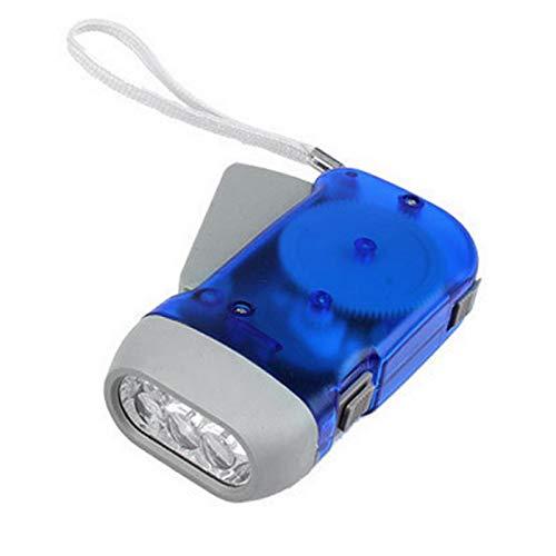 RETYLY Lampe De Poche LED Presse