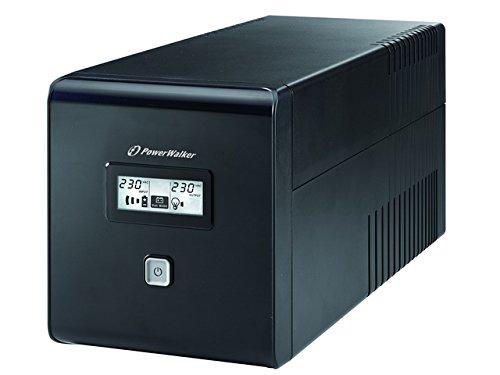PowerWalker VI 1000 LCD FR gruppo di continuità (UPS) 1000 VA 4 presa(e) AC A linea interattiva