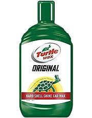 Turtle Wax TW52871 originele autowas, 500 ml, mengsel van was en reinigingsmiddelen verwijdert hardnekkig vuil. Bescherming en glans, 500 ml