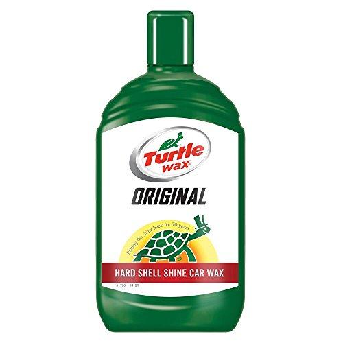 Turtle Wax 52871 Original Liquide De Cire De Voiture Hard Shell Shine Protection Durable 500ml