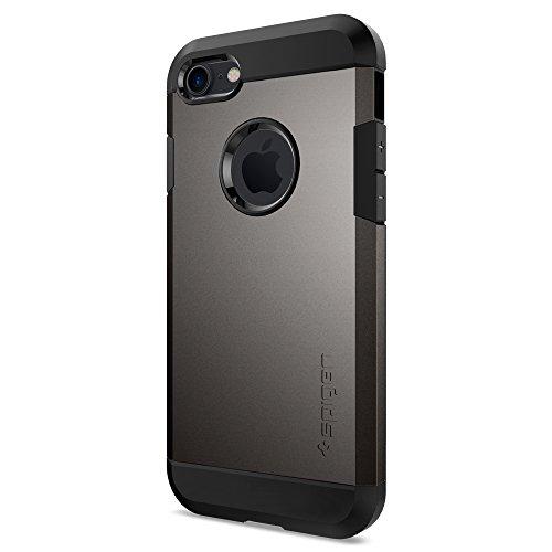Spigen Tough Armor Designed for iPhone 7 Case (2016) - Gunmetal