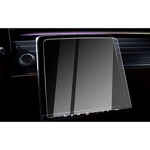 CDEFG Mercedes Clase S W223 2021 Update Protector de Pantalla de Vidrio Templado 12,8 pulgadas HD Auto 9H GPS Navi película protegida Glass Accesorios