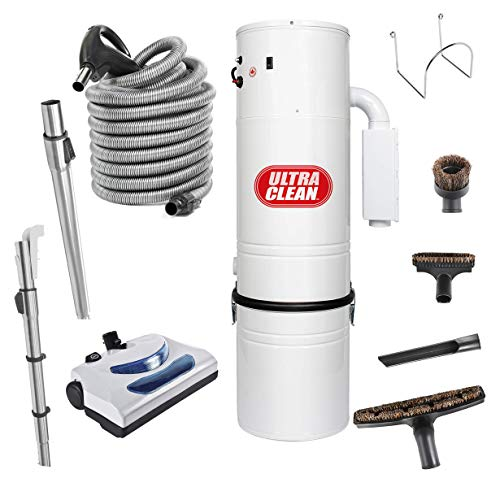 Ultra Clean Central Vacuum Package,...