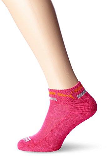 PUMA Kinder Socke Quarter Clyde 2p, beetroot, 31/34 ,224499001477031