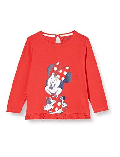 ZIPPY ZTG03L10_470_3 Camiseta, Poinsettia 17-1654, 6-9 Meses para Bebés