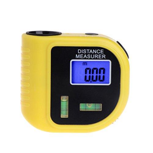 BIlinli CP-3010 18M Handheld IASER Entfernungsmesser Ultraschall Entfernungsmesser Maßband