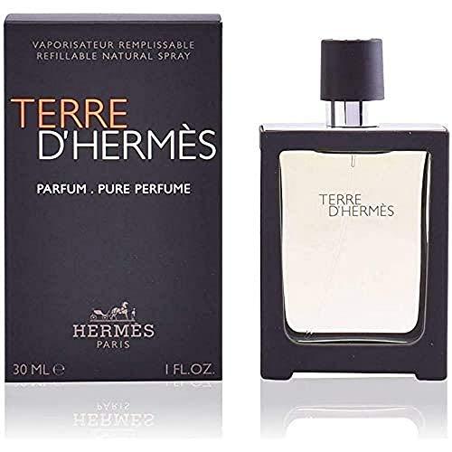 Terre DHermès Pure Perfume Vapo Refillable 30 Ml