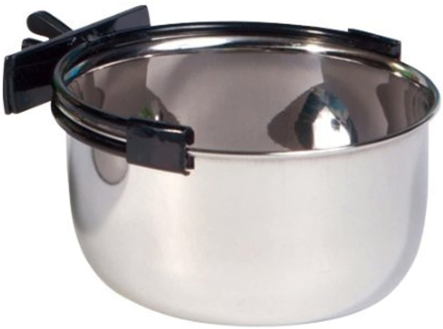 Hagen Living World Stainless Steel bowl, 20Ounce by Living World (English manual)