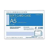 (まとめ買い)コクヨ ソフトカードケース 軟質 A5 クケ-65 【×10】