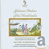 Brahms/Mendelssohn: Concertos