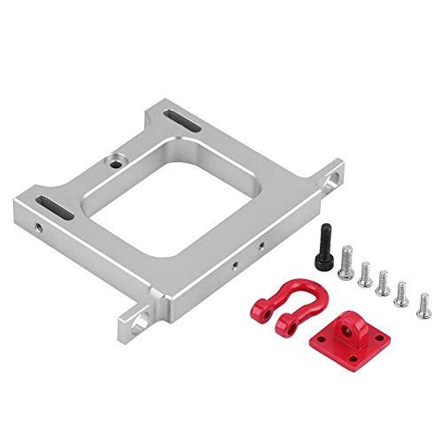 RC aluminium legering achterbankbevestiging voor WPL 1621T RC Truck Part Accessoires