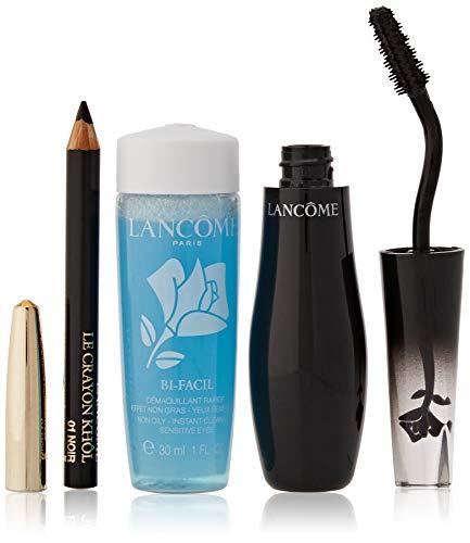Lancome - Grandiose - Wide-Angle Fan Effect Nº 01 Noir Mirifique Máscara de pestañas para mujer - 10 ml