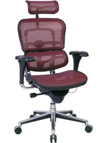 Ergohuman ME7ERG-KM12 Mesh Hi-Back Swivel chair