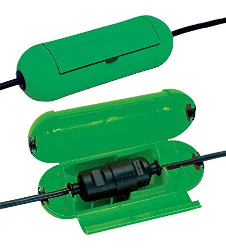 Brennenstuhl Safe-Box / Scatola protettiva per il cavo di connessione - Colore Verde