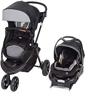 Baby Trend 1St Debut 3 Wheel Travel System Unisex - Black