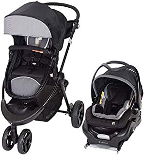Baby Trend 1st Debut 3 Wheel Travel System - Black, Set of 1