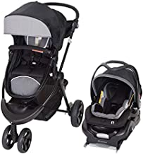 Baby Trend 1st Debut 3 Wheel Travel System - Black, Set of 1