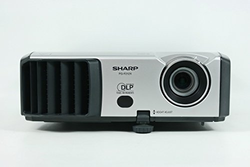 Sharp PG-F212X XGA (1024 x 768) native res., 2300 Ansi Lumens DLP Multimedia Projector