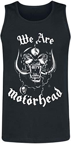 Motörhead We Are Männer Tank-Top schwarz XL 100% Baumwolle Band-Merch, Bands