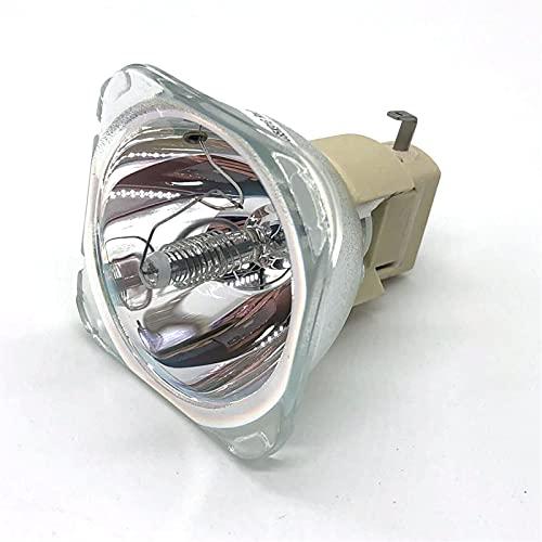 JRUIAN Lámpara de proyector compatible con BENQ MP727 MP724 SP920 SP930 SP820 OSRAM P-VIP 280 1.0 E20.6 bombilla de proyección de repuesto (color predeterminado)