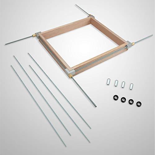 POWERTEC 71414 24-pc Aluminum Quick Release Corner Framing Clamp Kit
