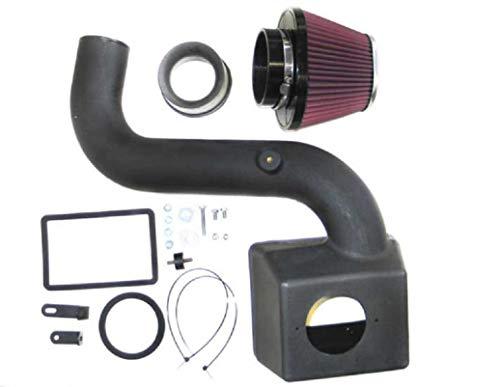K&N 57I-250 Waschbarer und wiederverwendbarer KFZ Hochleistungsluftfiltersystem