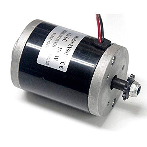 Robodo M119 12 Volt 100 Watt MY6812 Electric Motor with Sprocket
