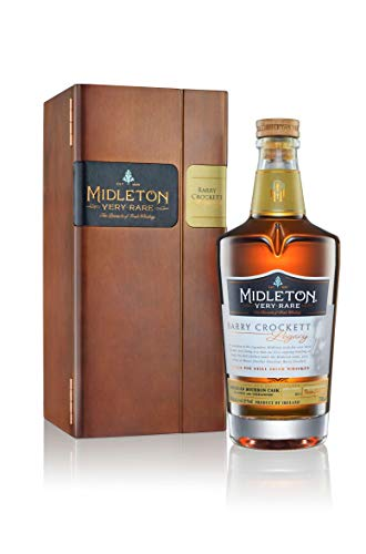 Midleton Barry Crockett Legacy in Holzkiste Whisky (1 x 0.7 l)