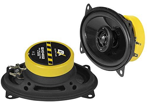 ESX QXE462 10 x 15 cm (4 x 6) 2-Wege Koax-Lautsprecher (Paar) 140 Watt