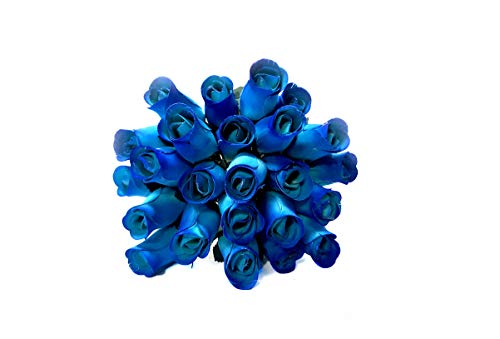Wooden Roses for Years 41-49