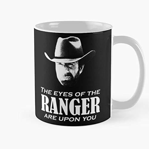 Lplpol Partner Easter Boyfriend Walker Texas Ranger Día de la Madre Día del Padre Chuck Norris Funny Best Taza de cerámica de 325 ml