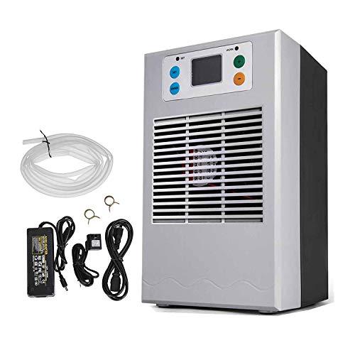 FlowerW 100W 35L Luftkühler Wasserkühler Mobile Klimaanlage Aquarium Kühler für Büro, Hotel, Garage (100W 35L)