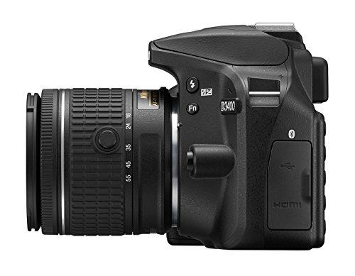 ニコン『デジタル一眼レフカメラD3400ダブルズームキット』