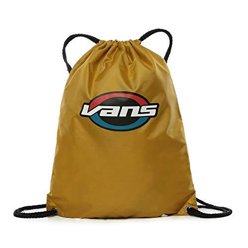 Vans Bänkad väska för kvinnor, olivolja, en storlek