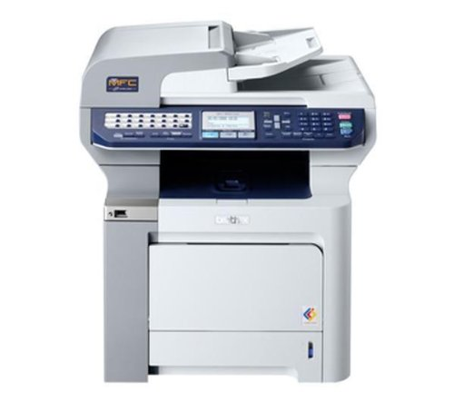 Brother MFC 9840CDW Imprimante Multifonctions...